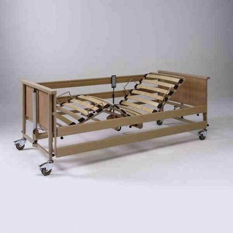 Łóżko rehabilitacyjne BURMEIER Dali z materacem piankowym 200x90x10cm do 120kg
