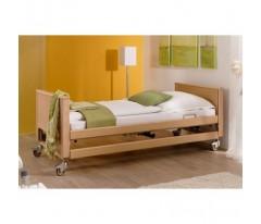 Burmeier ARMINIA łóżko rehabilitacyjne z materacem przeciwodleżynowym bąbelkowym