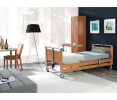 Zestaw łóżko rehabilitacyjne ELBUR PB 326 z materacem bąbelkowym i piankowym