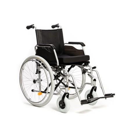Wózek inwalidzki ręczny stalowy Forte Plus VCWK 42L
