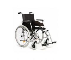 Wózek inwalidzki ręczny stalowy Solid Plus VCWK 43L