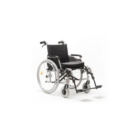 Wózek inwalidzki ręczny ze stopów lekkich FELIZ VCWK 9AL