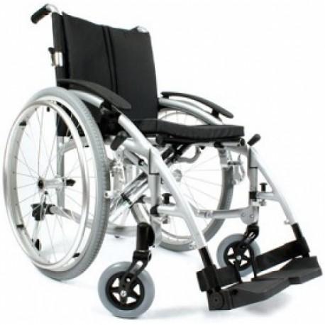 Wózek inwalidzki ręczny ze stopów lekkich ACTIVE SPORT VCWK 9AS