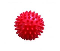 Piłeczka rehabilitacyjna z kolcami 9 cm