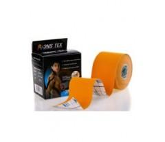 Taśma Kinesiology tape 3NS TEX 5cm x 5m - Pomarańczowa