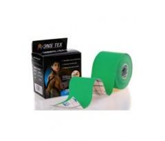 Taśma Kinesiology tape 3NS TEX 5cm x 5m - Zielona
