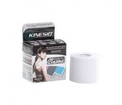 Kinesio tex CLASSIC 5cm x 4m biały
