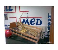 Łóżko rehabilitacyjne Burmeier Dali - używane