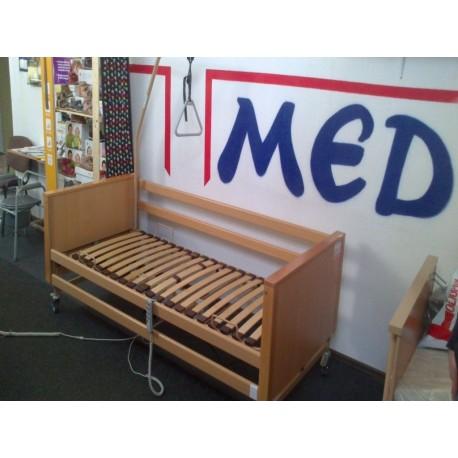 Świeże Używane łóżko rehabilitacyjne elektryczne Burmeier Arminia AR33