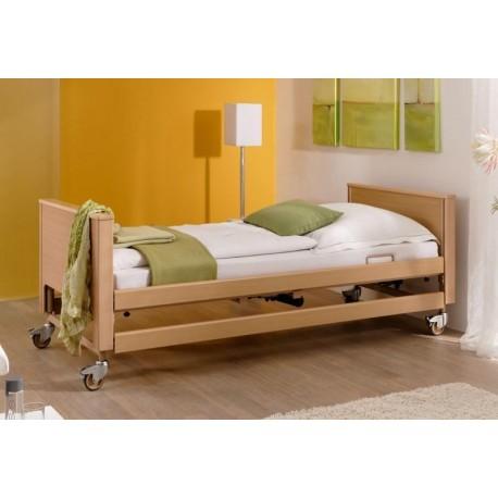 łóżko Rehabilitacyjne Burmeier Arminia Z Materacem Antyodleżynowym