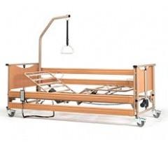 Łóżko VERMEIREN LUNA BASIC z materacem przeciwodleżynowym bąbelkowym zmiennociśnieniowym + materac piankowy 200x90x5cm