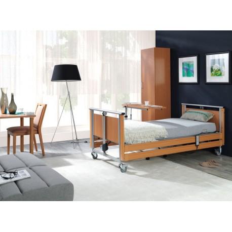 Łóżko rehabilitacyjne Elbur PB 326 z materacem bąbelkowym i materacem piankowym