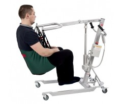 Podnośnik pacjenta transportowo-kapielowy MEVA DUO