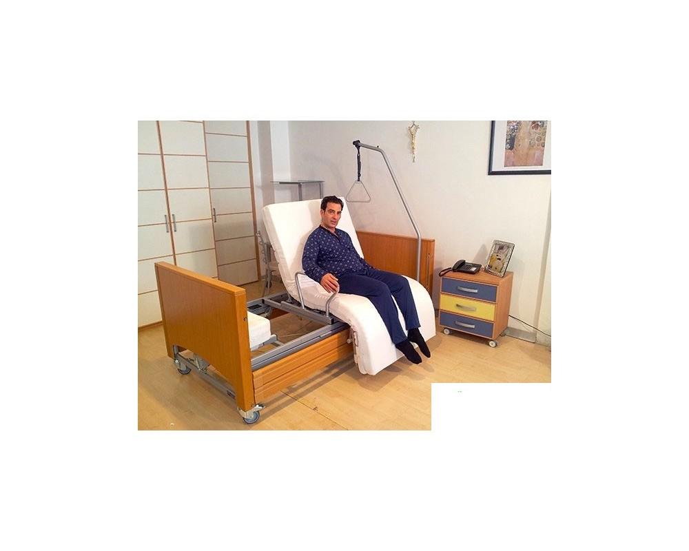 Obrotowe łóżko Rehabilitacyjne Twist Ułatwiające Wstawanie