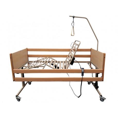 Topnotch Używane łóżko rehabilitacyjne elektryczne na pilota Thuasne z JP03