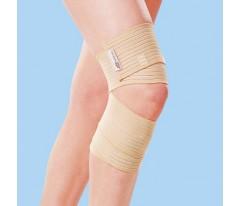 Elastyczny stabilizator stawu kolanowego zapinany