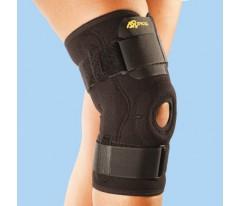 Neoprenowa orteza stawu kolanowego z zawiasami