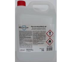 Płyn do dezynfekcji rąk 5 L Protector