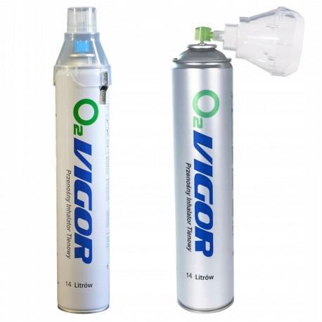 Tlen przenośny inhalacyjny 12 L