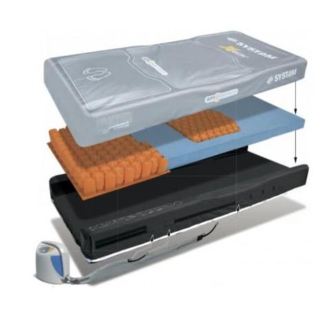 Inteligentny materac przeciwodleżynowy SYSTAM X-Tech 25