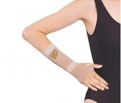 Elastyczny tkaninowy stabilizator nadgarstka, długi PRAWY / LEWY