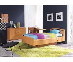 Łóżko rehabilitacyjne ELBUR PB 533 z zabudową