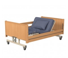 Łóżko rehabilitacyjne BARIATRIC LUX