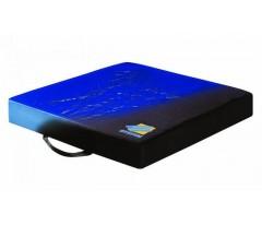 Przeciwodleżynowa poduszka wykonana z pianki wysokoelastycznej HR oraz żelu wiskoelastycznego z efektem pamięci-SYSTAM Mixte