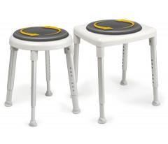 Miękka, obrotowa nakładka na stołki Smart i Easy (antypoślizgowa)-Etac Swivel