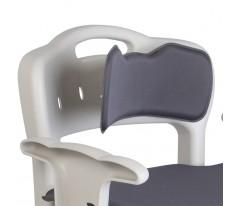 Miękka nakładka na oparcie do krzesełka -Swift Commode