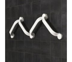 Uchwyt naścienny (Seria SPA) 60cm,przyklejany -Etac Flex