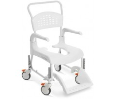 Wózek inwalidzki z funkcją toalety i regulacją wysokości siedziska-ETAC Clean