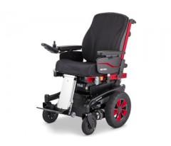 Wózek elektryczny z napędem na środkowe koła-ICHAIR ORBIT