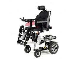 Wózek elektyczny joystickowy DE LUXE LIFT [ PCBL1620/PCBL1820 ]
