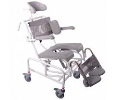 Krzesło toaletowo-kąpielowe HMN M2 Gas-Tip