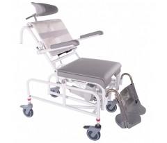 Krzesło toaletowo-kąpielowe HMN M2 Flexi-Tip