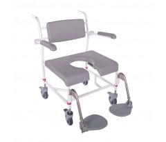 Krzesło toaletowo-kąpielowe HMN M2 200 kg