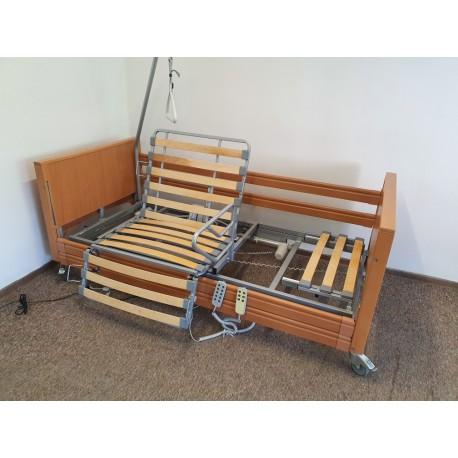 Obrotowe Łóżko rehabilitacyjne TWIST