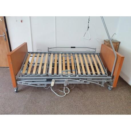 Przechylne łóżko rehabilitacyjne SWING