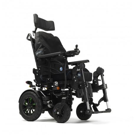 Wózek inwalidzki elektryczny pokojowy Vermerien TURIOS
