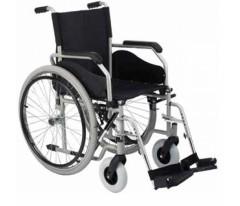 Wózek inwalidzki ręczny stalowy Basic VITEA CARE VCWK43B